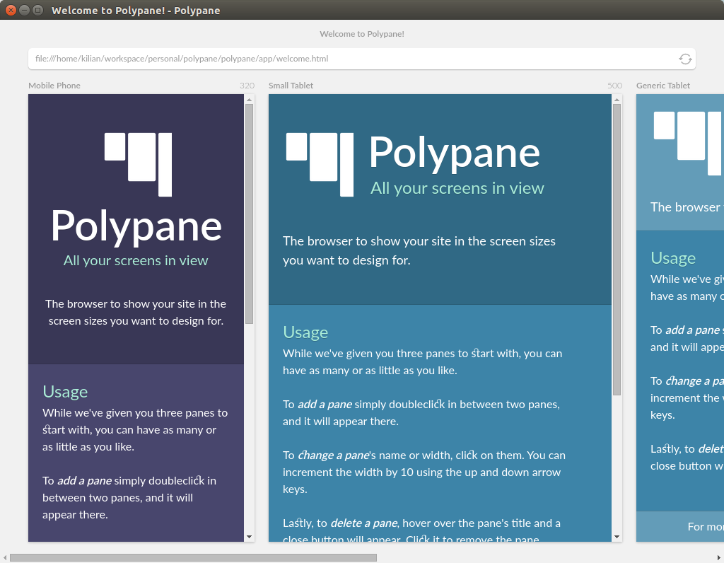 Welcome to Polypane! – Polypane_003
