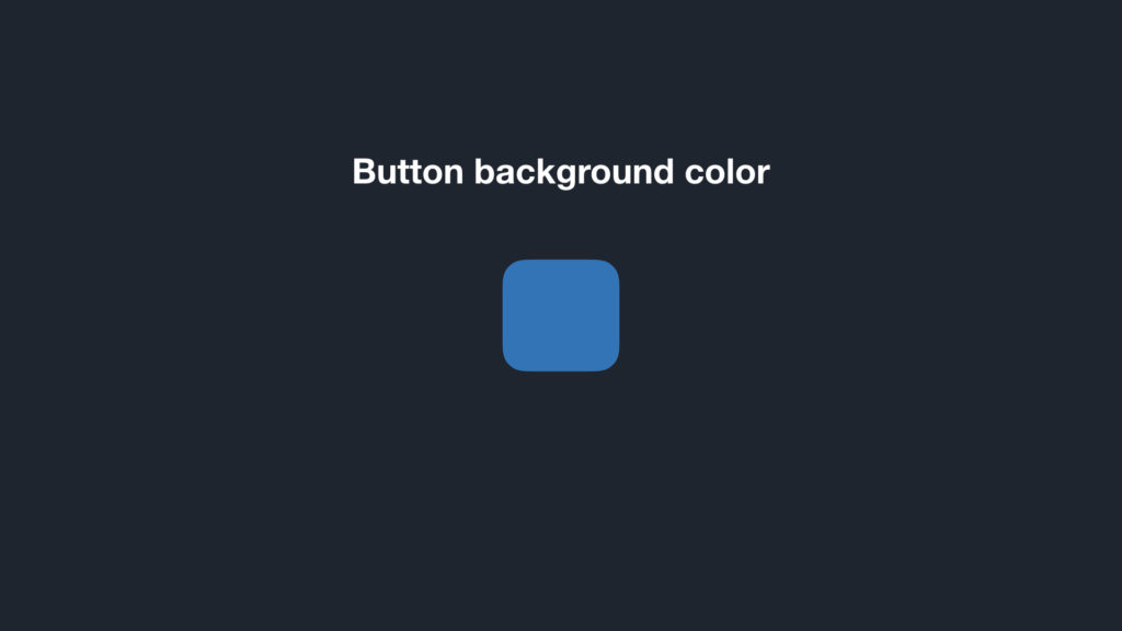 the button background color